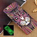 Мода Ультра-тонкий животных 3 шаблон стиля Серебристые мобильного телефона Задняя крышка Защитный чехол для iPhone 6 Plus 5.5 дюйма