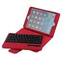 Высокое качество кожи флип чехол складной Bluetooth клавиатура для IPad Mini 4 7.9 дюйма (разных цветов)