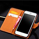 Crazy Horse тисненая кожа карты / кошелек типа Защитная крышка для Apple, IPhone6s The Mobile Phone