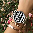 Часы для женщин -Stripe шаблон, Boho шикарный стиль Womens Watch, Подарки для женщин, Подарки для жены