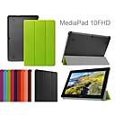 protectora casos Tablet funda de cuero casos soporte para medios huawei pad10 fhd