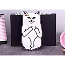 Silicone Material Pocket Cat Style for iPhone 6Plus