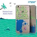 sanlead haitian juhlaa animesarja pc väri jauhe ja neste takaisin asia iphone6,6s (eri värejä)