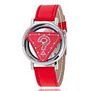 Unisex Wrist Watch Retro Fashion Simple Hollow PU Belt Quartz Watch(Assorted Colors)