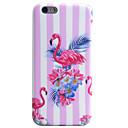 Flamingos Muster imd Technologie Telefonkasten tpu Material für iphone 6s 6 Plus
