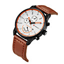 CURREN New Leisure Men's Watch Straps Calendar Quartz Watch
