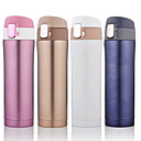 Novelty Drinkware, 500 ml Decoration Stainless Steel Water Vacuum Cup
