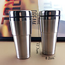 Novelty Drinkware, 500 ml Boyfriend Gift Stainless Steel Water Tumbler