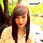Miss ROSE®Fashion Chain Golden Pearl Headband