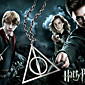 European Style Fashion Triangle Harry Potter and The Deathly Hallows Pendant Necklace